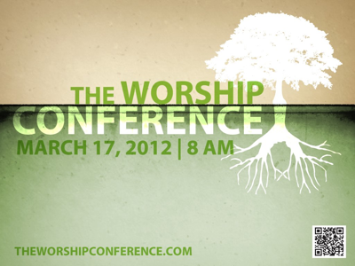 The Worship Conference 2012