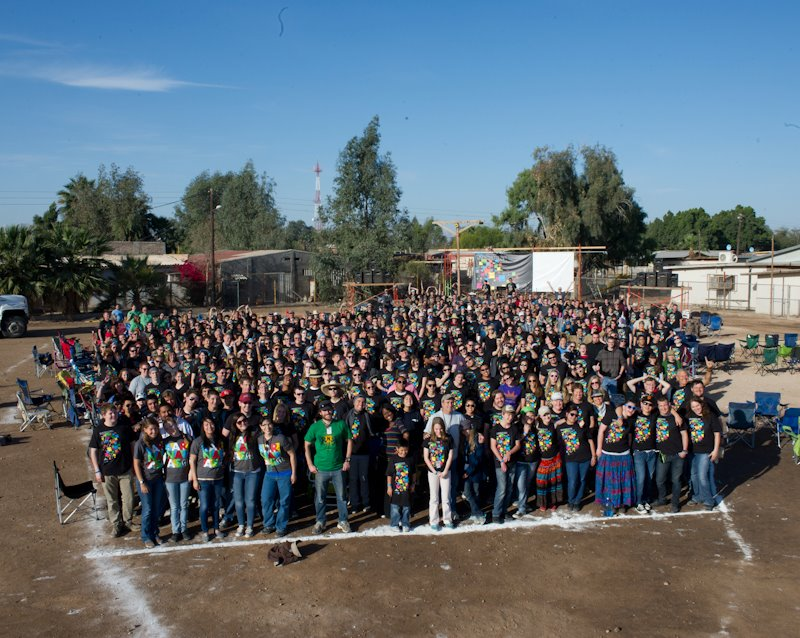 Mexico Outreach 2012